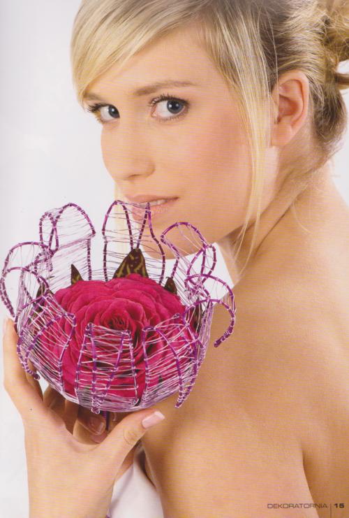 bukiet ślubny malgorzata pawlowska floral designer
